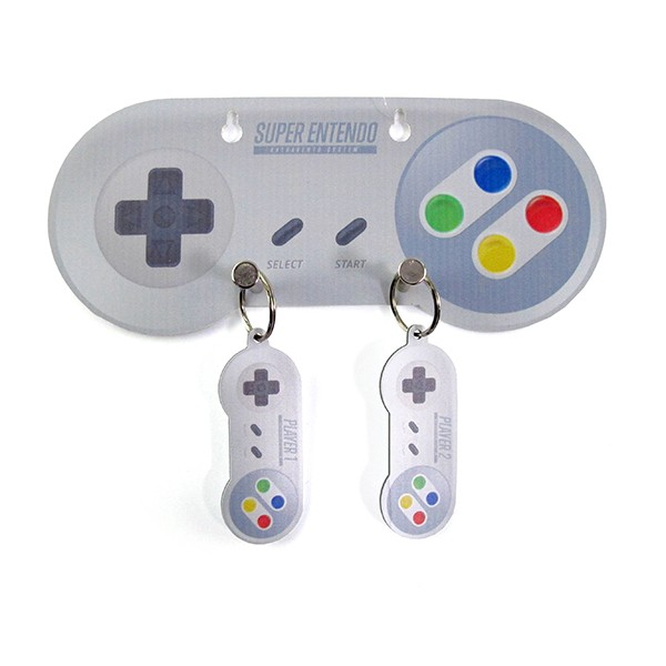 Super Keyring with Key Chains