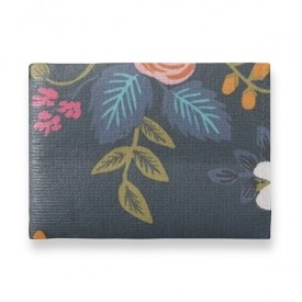 Slim Floral Autumn Wallet