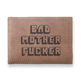 Wallet Slim Bad Mother Fucker