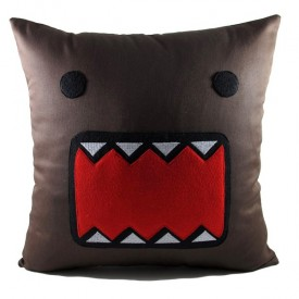 Pillow Domo Kun