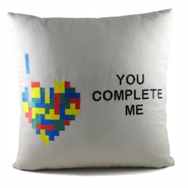 Pillow You Complete Me