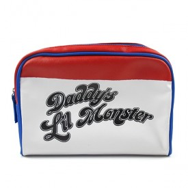 Necessaire Harley Quinn Daddys Lil Monster