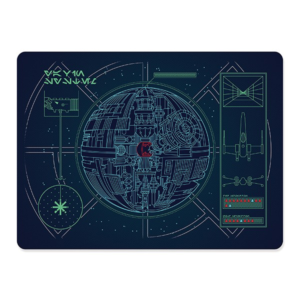 Mousepad Gamer Star