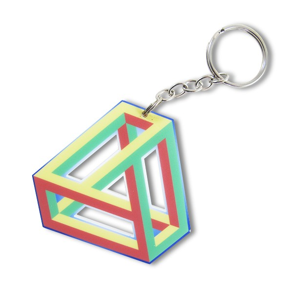 Keychain Polygon Impossible