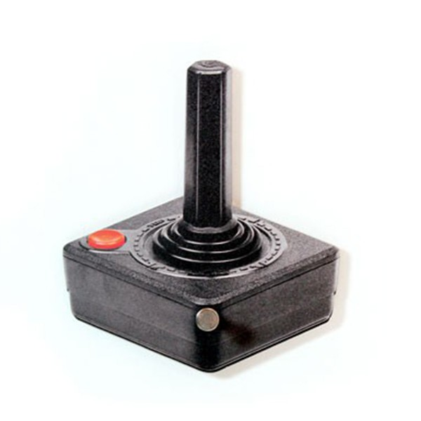 Porta Chaves Joystick Retro