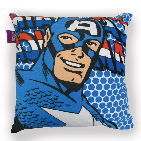 Almofada Captain America Pop Art