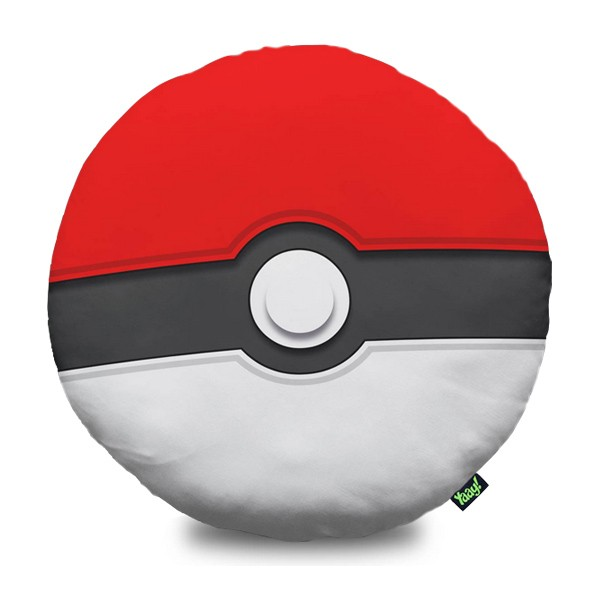 Cushion Round Pokeball