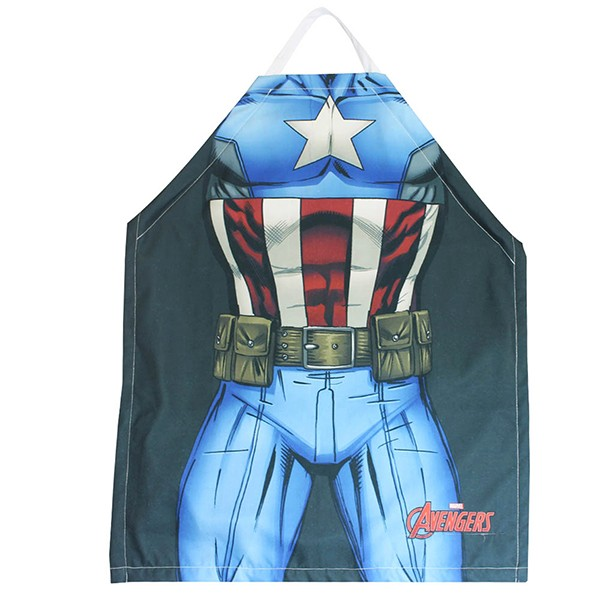 Avental Expression Captain America