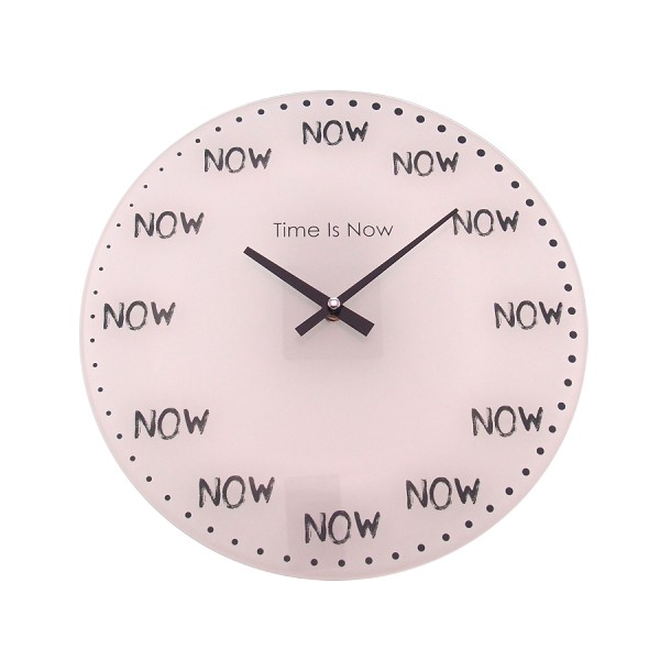Wall Clock Time is Now