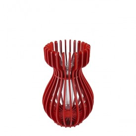 Caneco Red 3D vessel