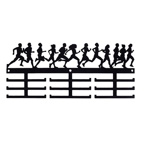Wall mount for medals Race