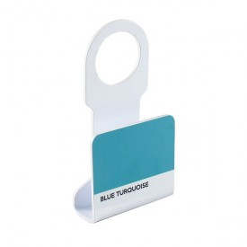 Mobile charger port Color Blue Turquoise