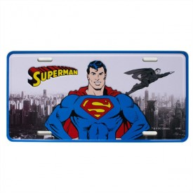 Wall plate for Superman