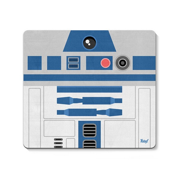 Mousepad Geek Side Faces R2