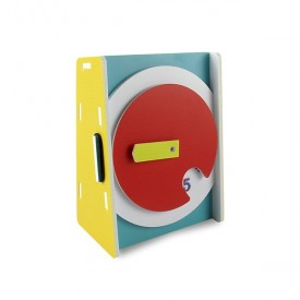 Funny Pointer Table Clock