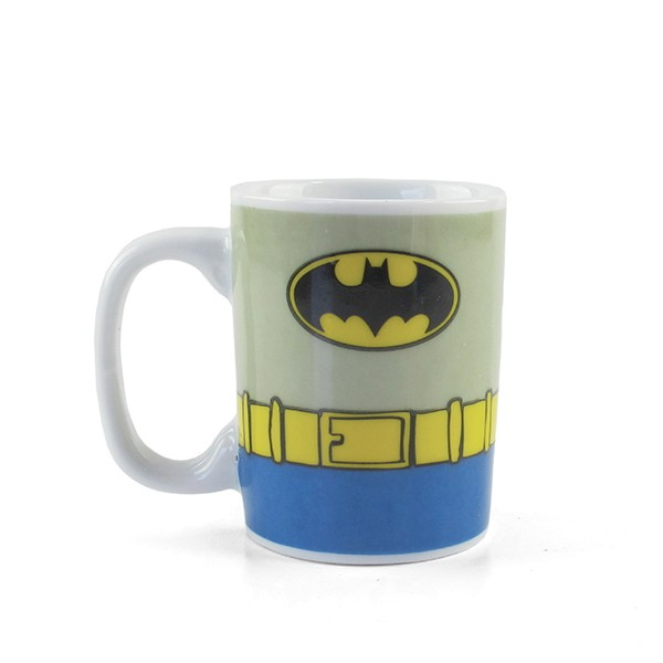 Caneca Porcelana Mini Batman