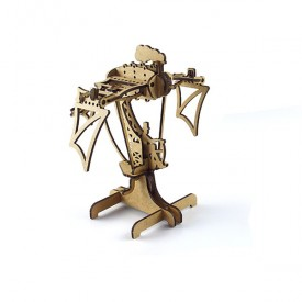 3D Flying Machine Puzzle