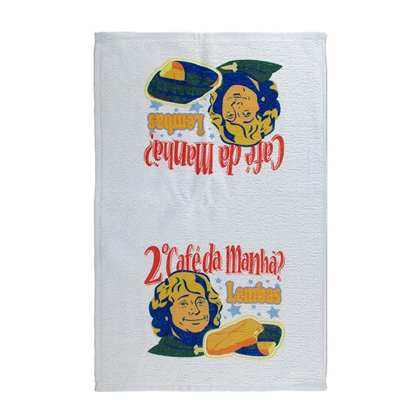 Hand Towel Breakfast