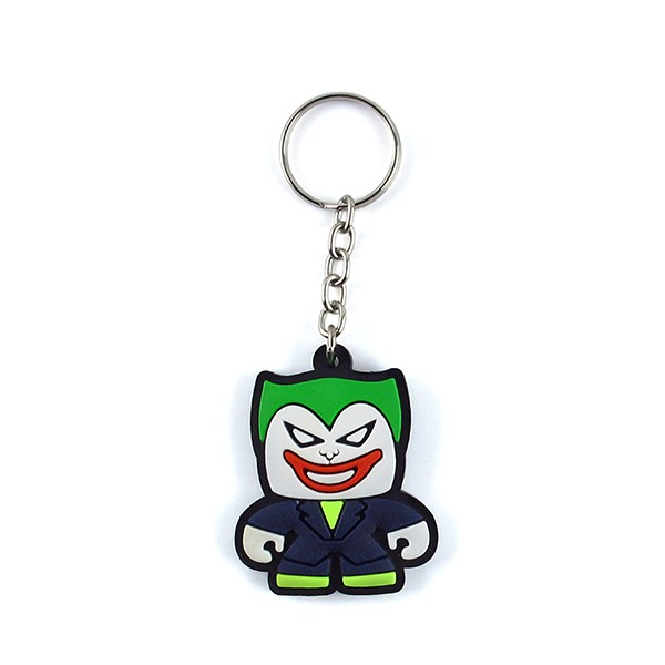 Cute Joker Keychain