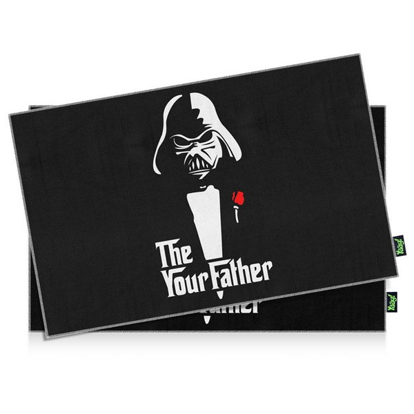 Jogo Americano Geek Side The Your Father