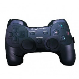 aed478e067f Almofada Controle de Video Game Playstation - Geek   Nerd