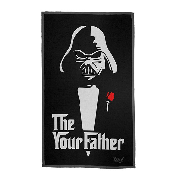 Pano de Prato Geek Side The Your Father