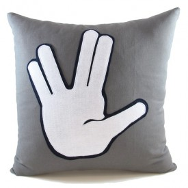 Pillow hand Galaxy