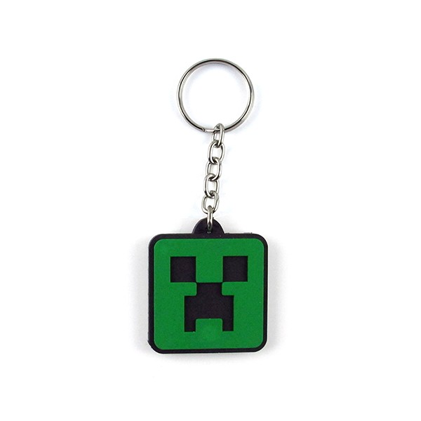 Mine Creeper Keychains